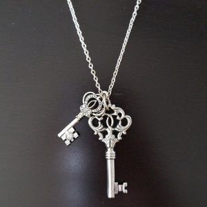 American Eagle Outfitters Key Necklace